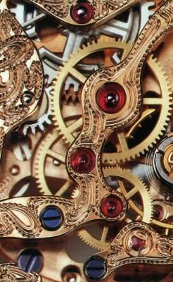 Movimento orologio automatico