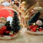 Palle di Natale per l'albero